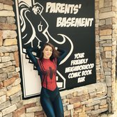 my parents basement 113 photos 80 reviews comic