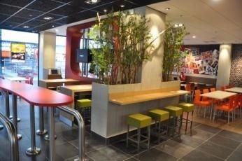 De interieur van KFC Rotterdam - Yelp