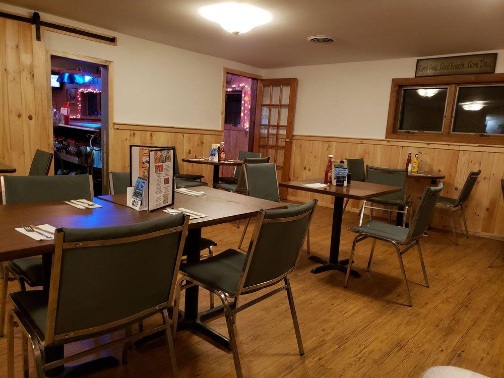 Big Sky Restaurant & Saloon: 5570 Hartman Rd, Dansville, NY