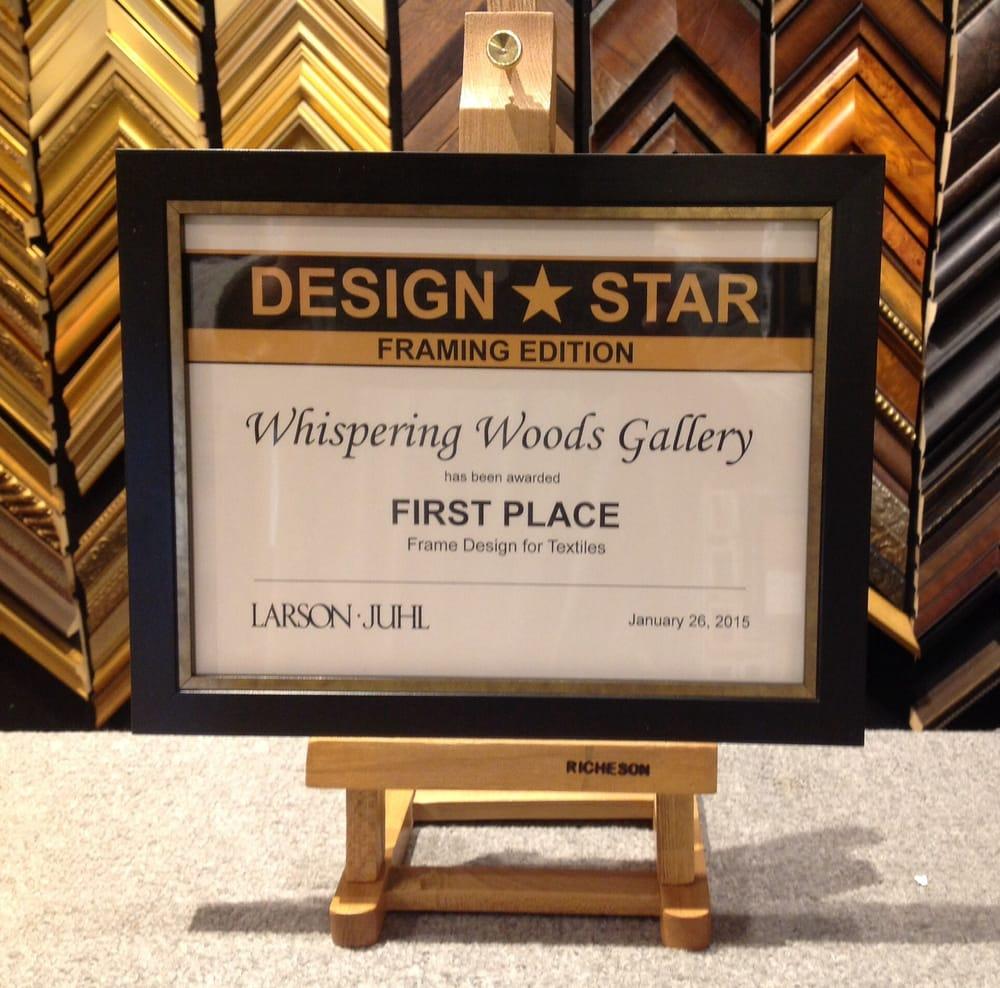Whispering Woods Gallery, Art Gallery and Custom Framers - Art ...