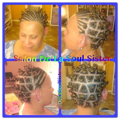 Salon De La Soul Sister 2311 Canal St Ste 224 Houston Tx Hair