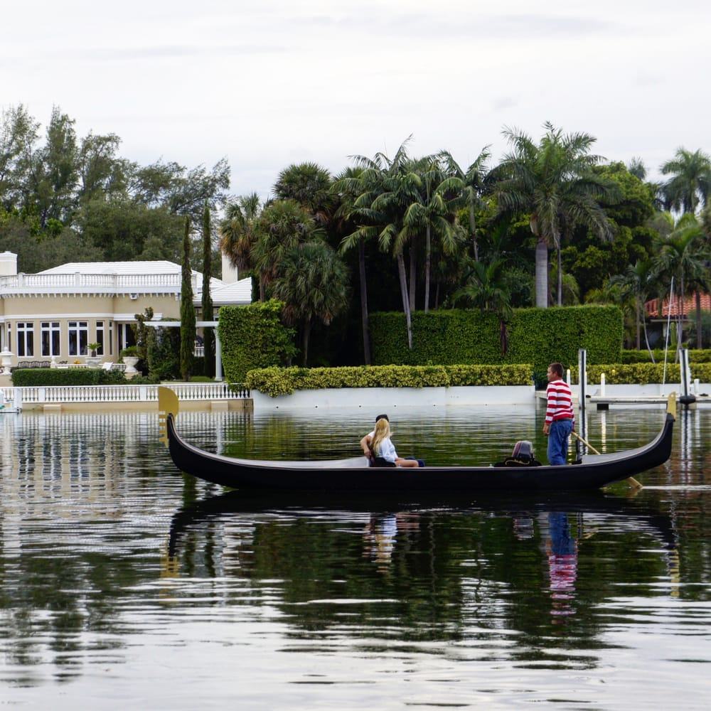 Miami Beach Gondolas Closed Boat Charters 4525 Collins Ave Fl Phone Number Last Updated December 17 2018 Yelp