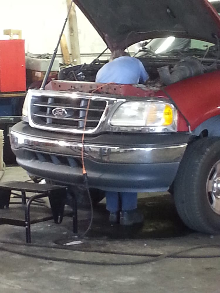 Top Auto Repair