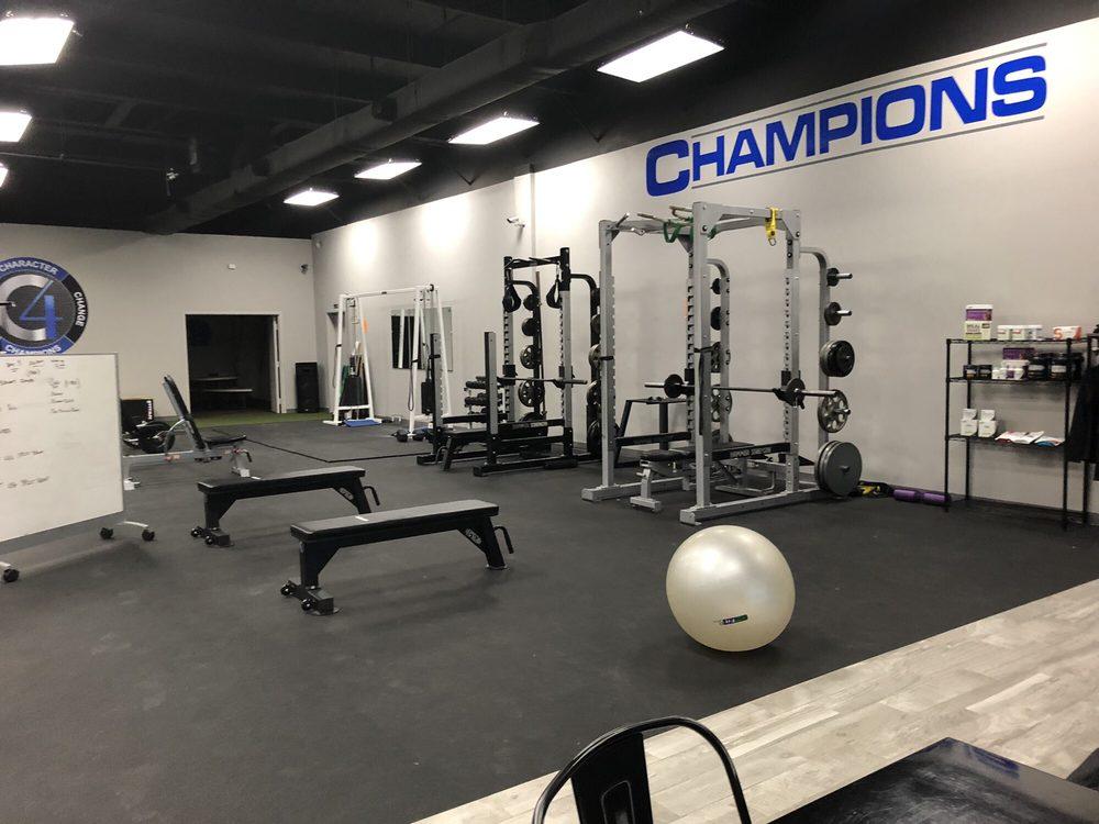 C4 Explosive Sports Training: 10219 Nokesville Rd, Manassas, VA