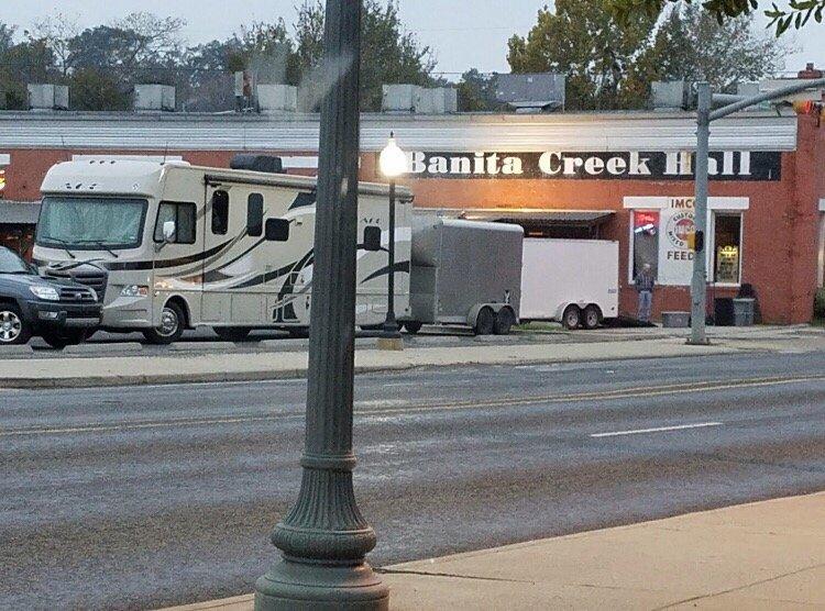 Banita Creek Hall: 401 W Main St, Nacogdoches, TX