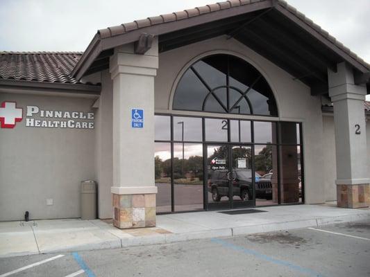 Pinnacle HealthCare 2 Rossi Cir Salinas, CA Doctors - MapQuest