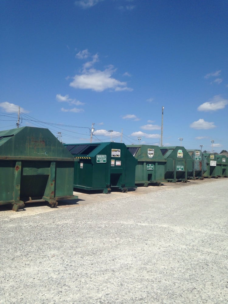 Middle Valley Recycling Center: 1900 E Crabtree Rd, Middle Valley, TN