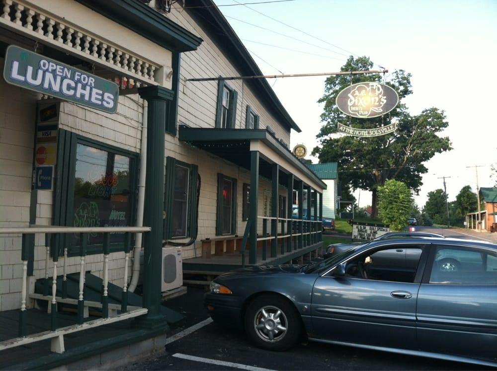 Hotel Solsville: Main, Solsville, NY