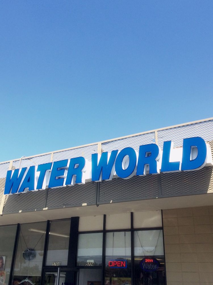 Water World: 5774 Riverside Dr, Chino, CA