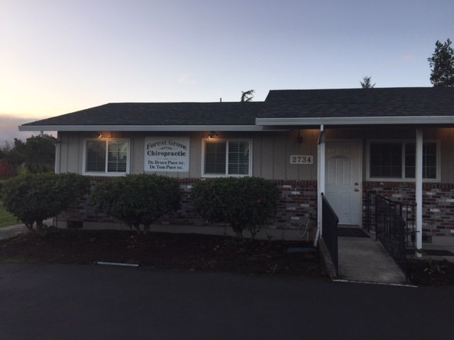 Forest Grove Chiropractic Clinic: 2734 19th Ave, Forest Grove, OR