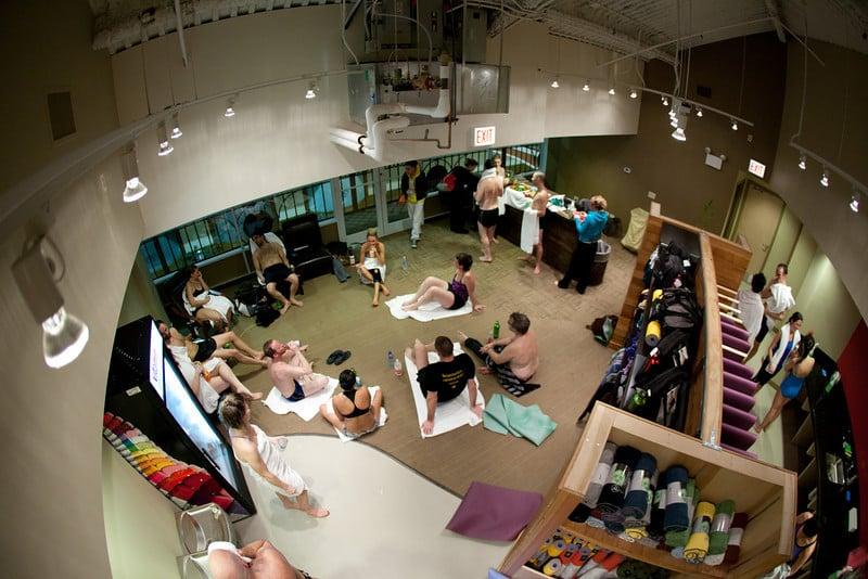 105F Chicago's Original Hot Yoga