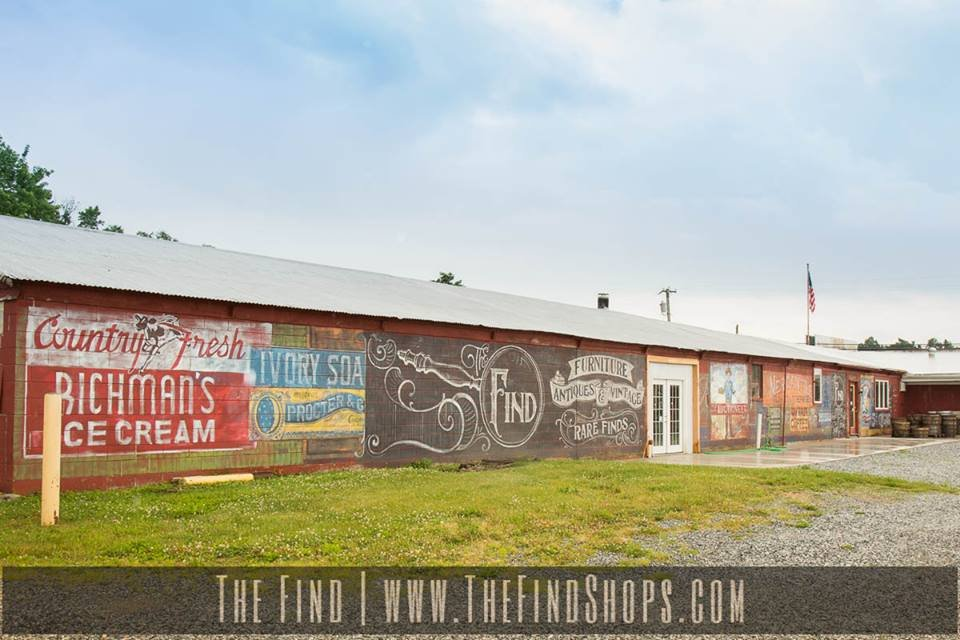 The Find Shops: 1207 US 40, Pilesgrove, NJ