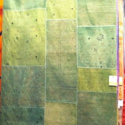 Photo Of Oscar Isberian Rugs   Evanston, IL, United States. Over Dyed  Patchwork