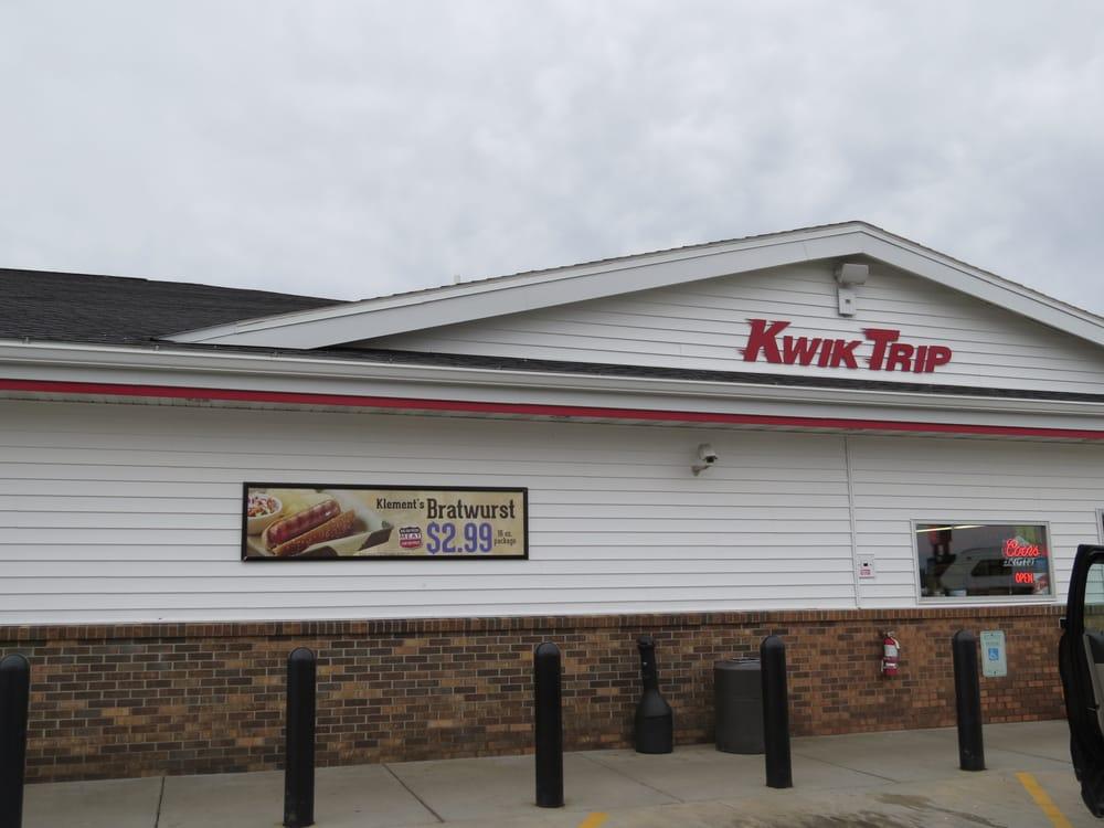 Kwik Trip Stores: State Rd 95, Blair, WI