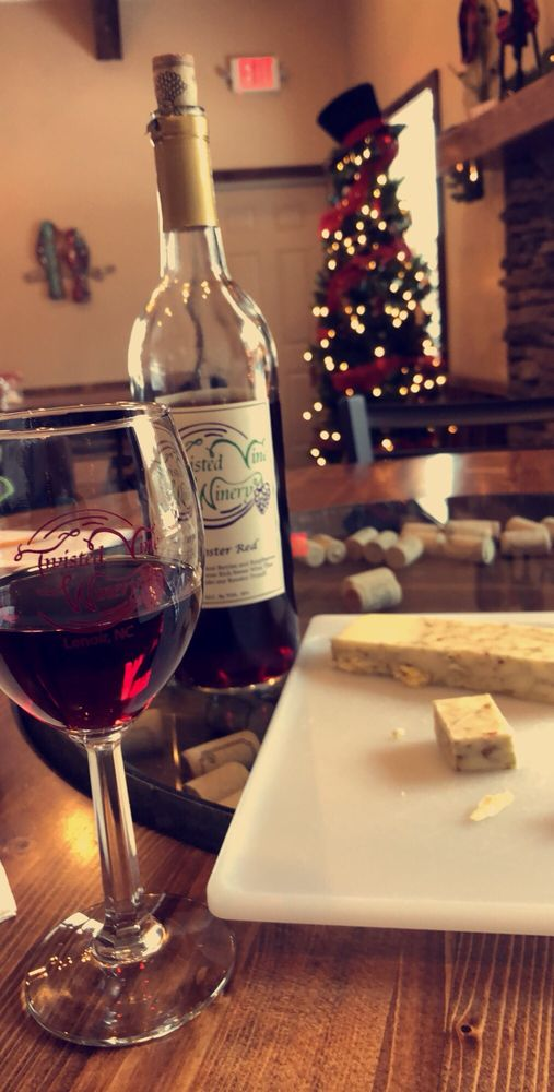 Twisted Vine Winery: 487 Legion Rd, Lenoir, NC
