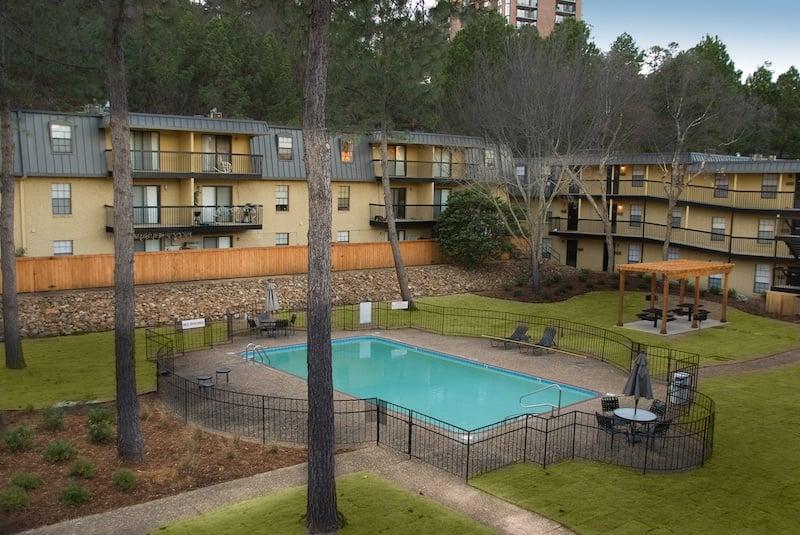Vantage Point Apartments Little Rock Ar