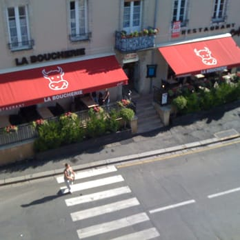 la boucherie caf restaurants 2 place du march bayeux calvados restaurant avis. Black Bedroom Furniture Sets. Home Design Ideas