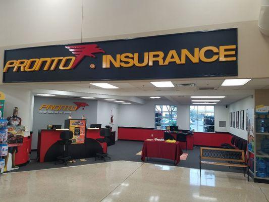 Pronto Insurance - Get Quote - Auto Insurance - 18140 San Pedro Ave ...