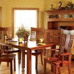 Photo Of Burress Amish Furniture   Elgin, IL, United States. Solid Wood  Mission
