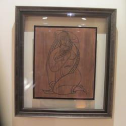 photo of art and frames gallery coronado ca united states kalighat print - Museum Frames