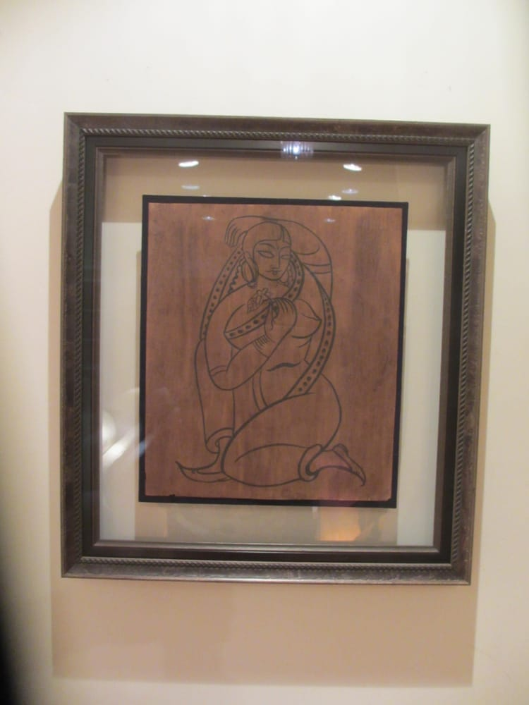 photo of art and frames gallery coronado ca united states kalighat print