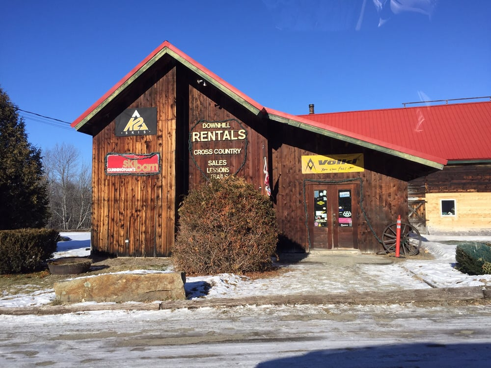 Cunningham's Ski Barn: 1 Main St, North Creek, NY