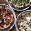 A Dopo Sourdough Pizza