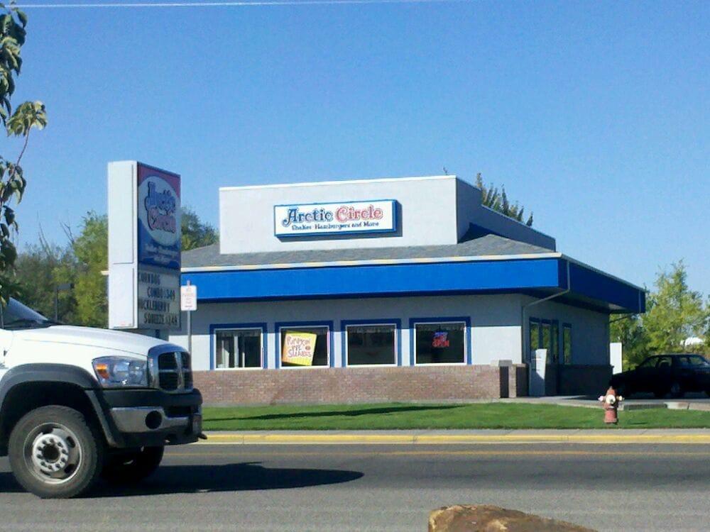 Arctic Circle: 1205 S Washington Ave, Emmett, ID