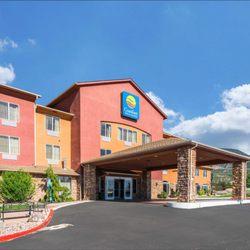 Photo Of Comfort Inn Suites Cedar City Ut United States