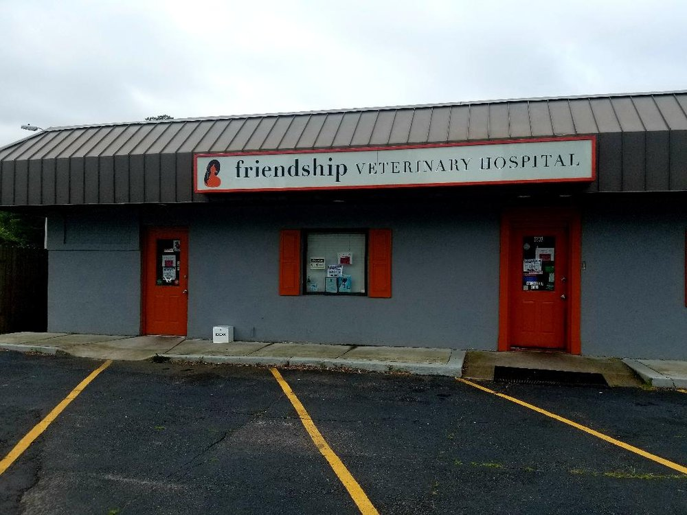 Friendship Veterinary Hospital: 1231 W Little Creek Rd, Norfolk, VA