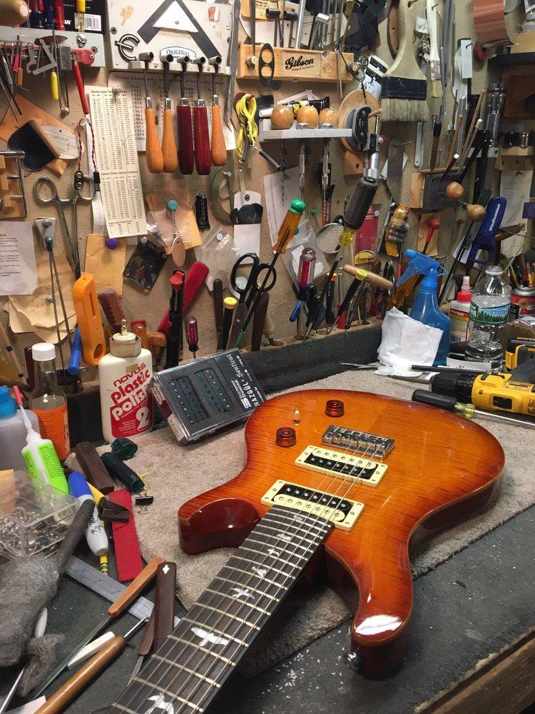 Steve Morrill Guitar Repair