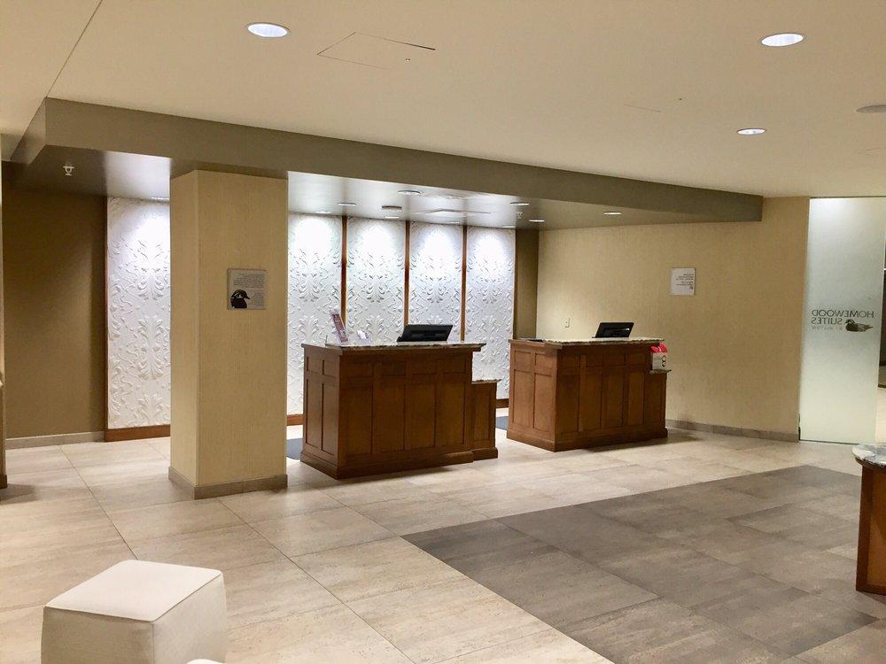 Homewood Suites by Hilton Cincinnati-Downtown: 617 Vine St, Cincinnati, OH