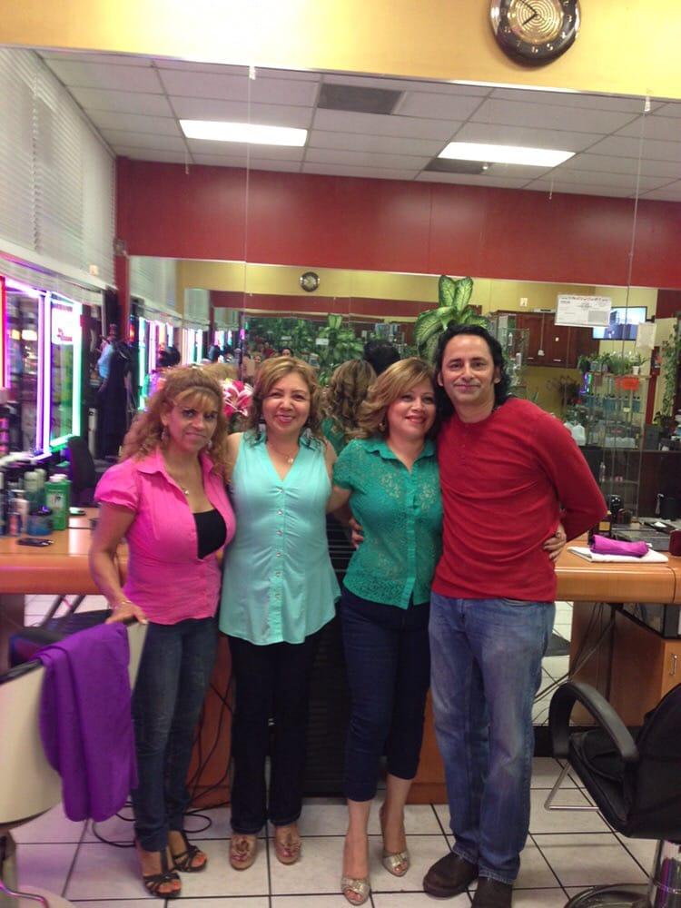 Alondras beauty salon fris rer 5656 santa monica blvd for Beauty salon usa