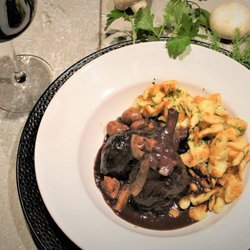Photo Of Tradition Restaurant Deerfield Beach Fl United States Coq Au Vin