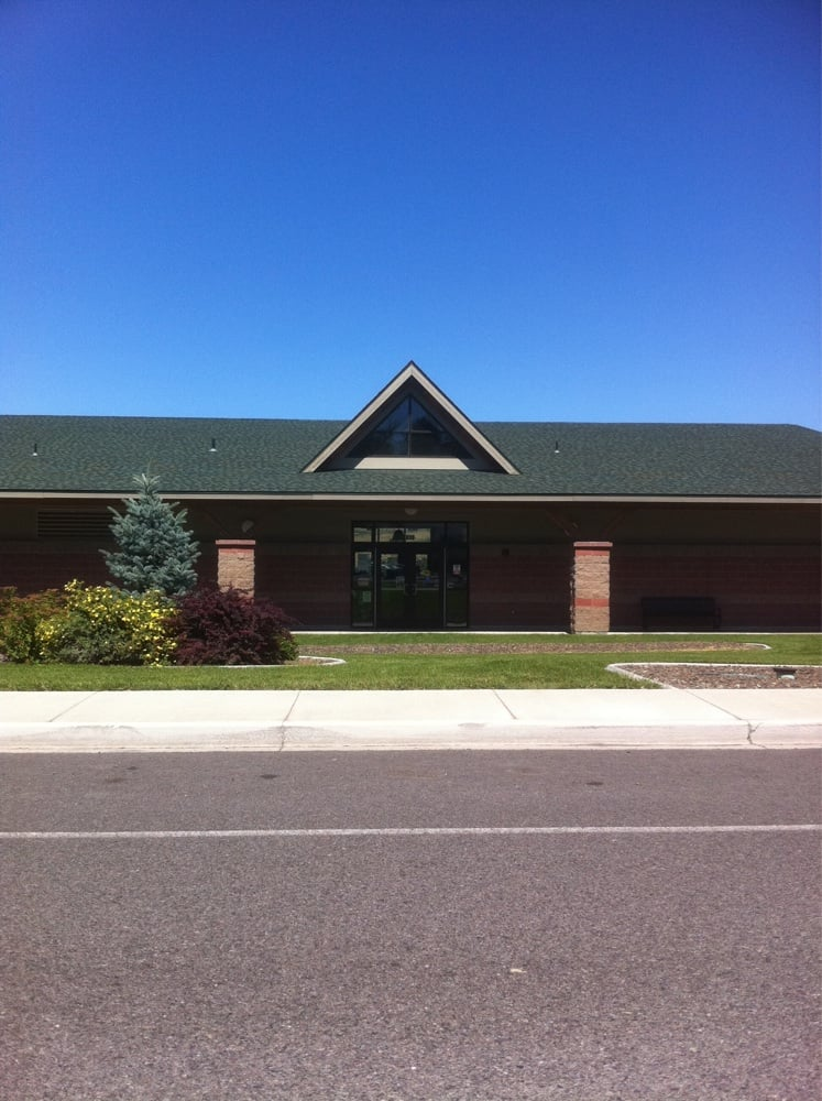 Mid-Columbia Libraries - Benton City: 810 Horne Dr, Benton City, WA