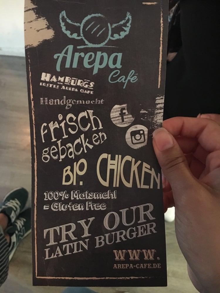 Arepa Cafe Yelp