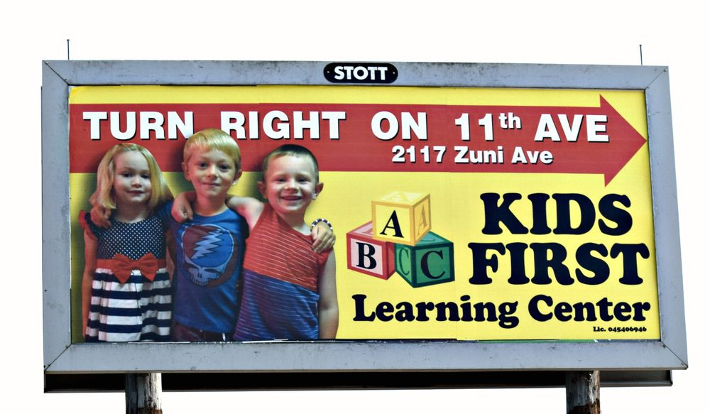 Kids First Learning Center: 2117 Zuni Ave, Chico, CA