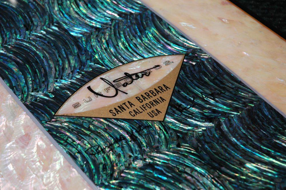 Abalone Inlay Yater Surfboard Yelp