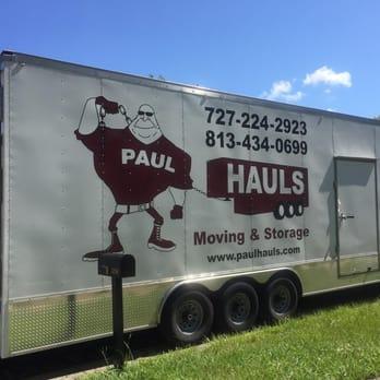 Attrayant Photo Of Paul Hauls Moving U0026 Storage   Palm Harbor, FL, United States.