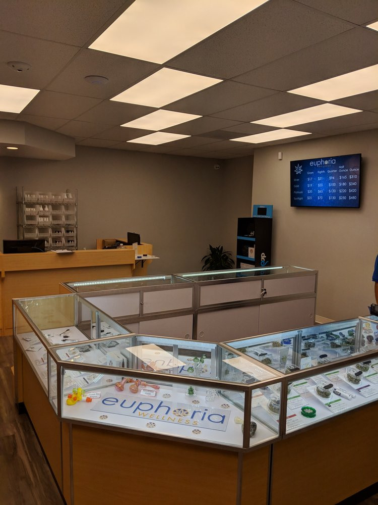Euphoria Wellness - Maryland Cannabis: 11717 Old National Pike, New Market, MD
