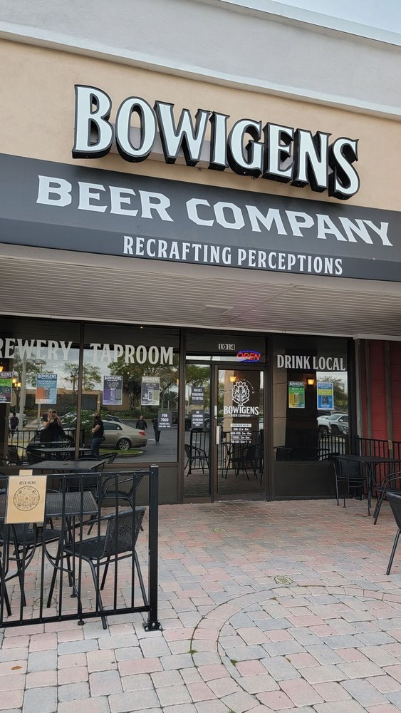 Bowigens Beer Company: 1014 Sr 436, Casselberry, FL