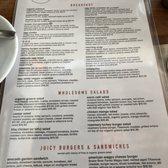 Cafe Vida Menu Culver