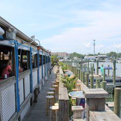 Photo Of Harborside Bar U0026 Grill   Ocean City, MD, United States.
