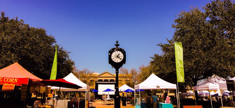 Leesburg Saturday Morning Market: 510 W Main St, Leesburg, FL