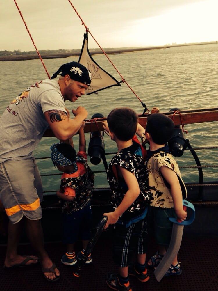 Pirate Adventures Children's Treasure Hunt