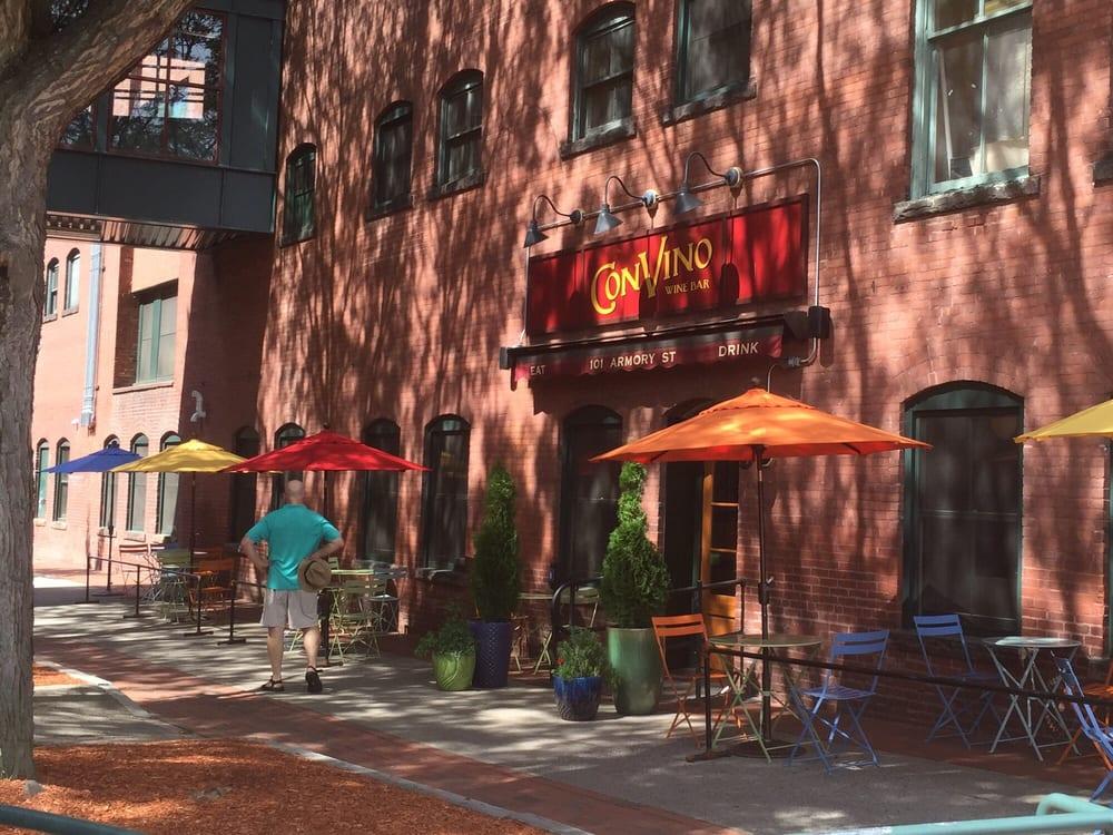 ConVino Wine Bar: 101 Armory St, Northampton, MA