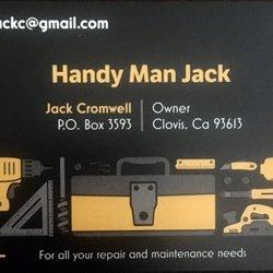 Handyman Jack - Handyman - Clovis, CA - Phone Number - Yelp