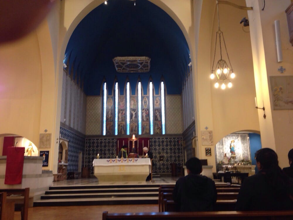 The Our Lady Of The Rosary R C Church | 211 Old Marylebone Road, Camden Town, London NW1 5QT | +44 20 7723 5101
