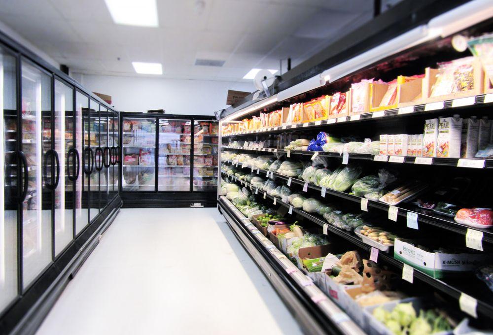 New Asian Supermarket