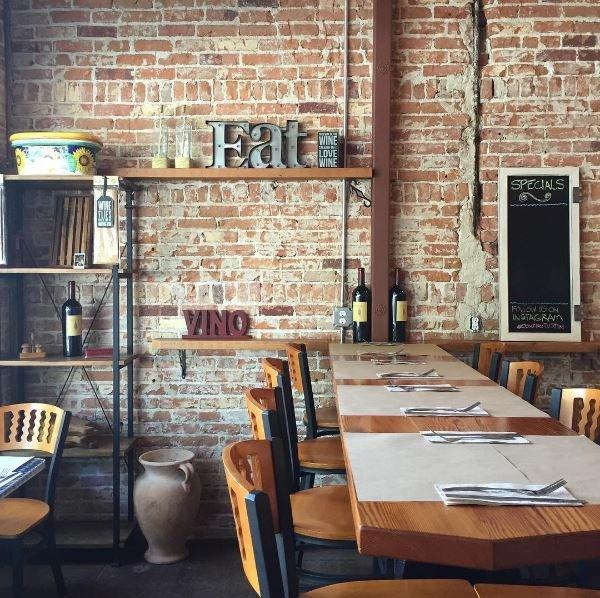 Italian Restaurant Old Town Tustin
